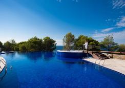 Krimskiy Briz - Yalta - Pool