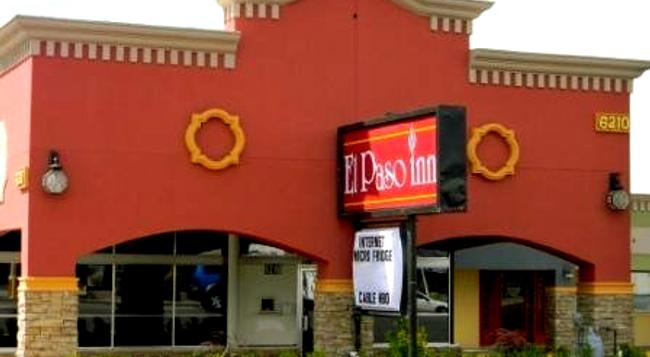 El Paso Inn - El Paso - Building