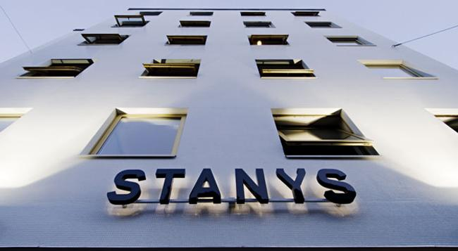 Stanys Das Apartmenthotel - Vienna - Building