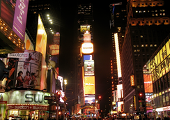 Hotel St. James - New York - Attractions