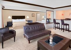 Wyndham Garden Schaumburg Chicago Northwest - Schaumburg - Bedroom