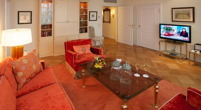 Parkhotel Gutersloh - Gutersloh - Bedroom