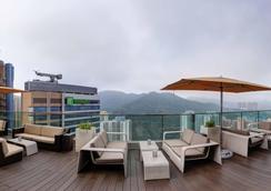 Crowne Plaza Hong Kong Kowloon East - Hong Kong - Rooftop