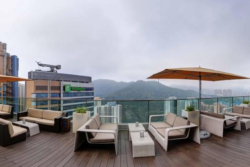 Crowne Plaza Hong Kong Kowloon East - Hong Kong - Rooftop