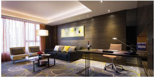 Crowne Plaza Hong Kong Kowloon East - Hong Kong - Living room
