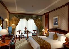 Carlton Palace Hotel - Dubai - Bedroom