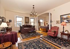 The Gryphon House - Boston - Bedroom