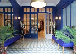 Little Palace Hotel - Paris - Lobby
