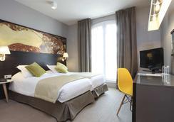Little Palace Hotel - Paris - Bedroom