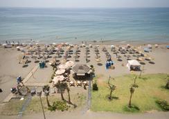 Hotel Rincón Sol - Malaga - Beach