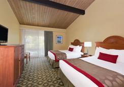 Ramada Santa Barbara - Santa Barbara - Bedroom