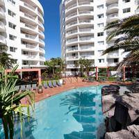 Alpha Sovereign Hotel Pool