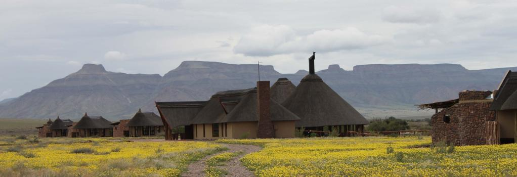 Hoodia Desert Camp - Sesriem - Building