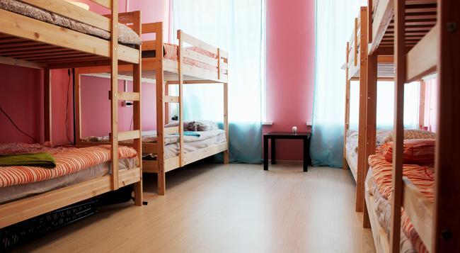 Final Destination Hostel - Saint Petersburg - Bedroom
