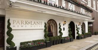 Park Lane Mews Hotel - London - Building