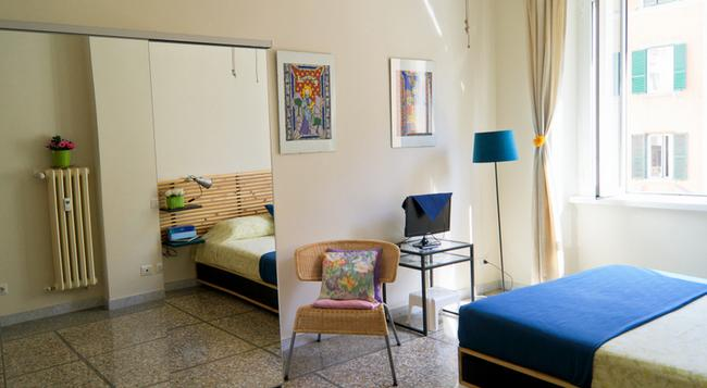 Bed and Breakfast Roma Re - Rome - Bedroom