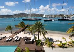 South Point Antigua - English Harbour - Beach