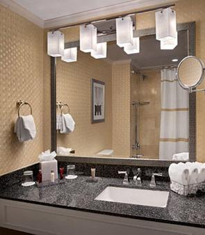 New York Marriott Downtown - New York - Bathroom