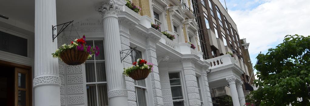 1 Lexham Gardens Hotel - London - Building