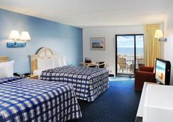 Coastal Palms Inn & Suites - Ocean City - Bedroom