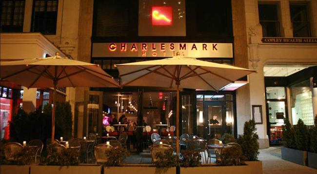 Charlesmark Hotel - Boston - Building