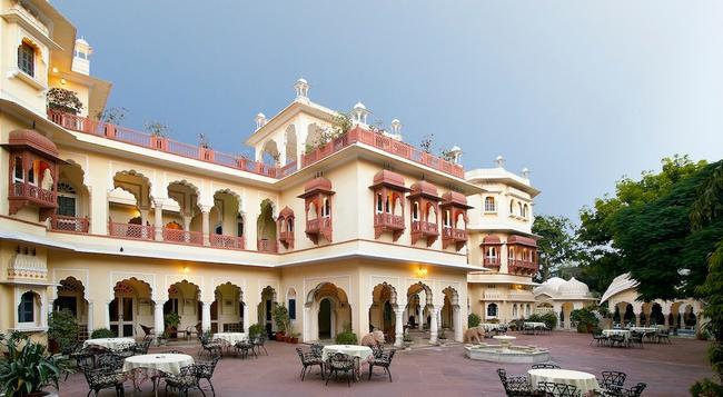 Alsisar Haveli - A Heritage Hotel - Jaipur - Building