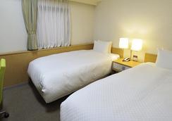 Court Hotel Hakata Ekimae - Fukuoka - Bedroom