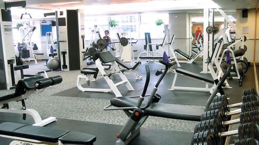The Salisbury -Ymca Of Hong Kong - Hong Kong - Gym
