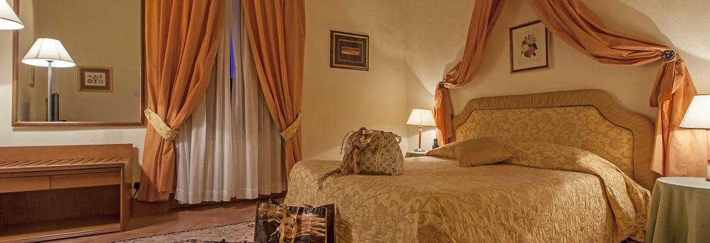 Hotel Relais II Chiostro DI Pienza - Pienza - Bedroom