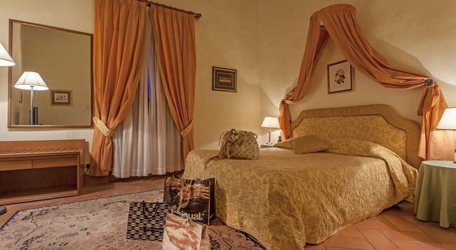 Relais Il Chiostro Di Pienza - Pienza - Bedroom