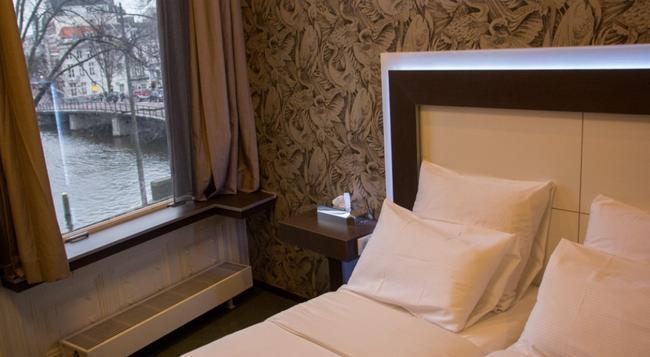 Hotel The Bird - Amsterdam - Bedroom