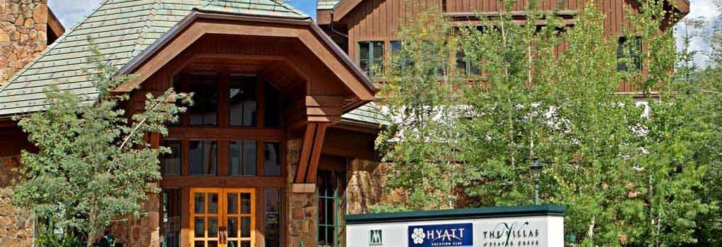 Hyatt Mountain Lodge - Avon - Building