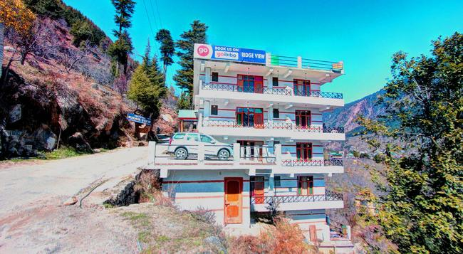 Hotel Ridge View - Manali - Building