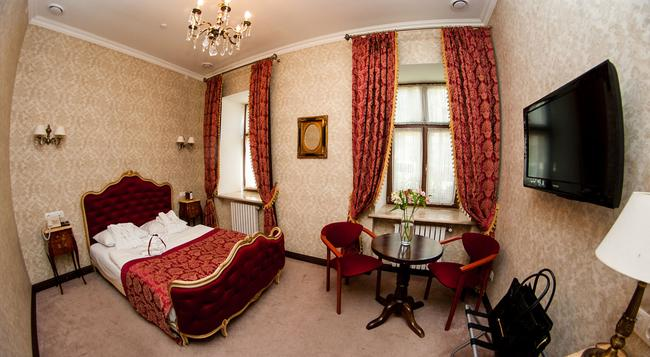Saint Feder Hotel - Lviv - Bedroom