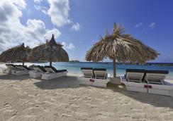 Kontiki Beach Resort Curaçao - Willemstad - Beach