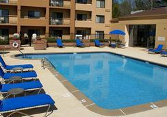 Courtyard by Marriott Atlanta Perimeter Center - Atlanta - Pool