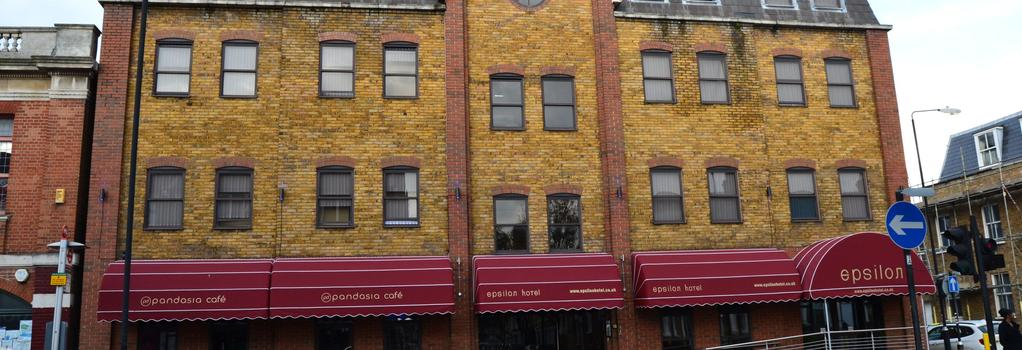 Epsilon Hotel - London - Building