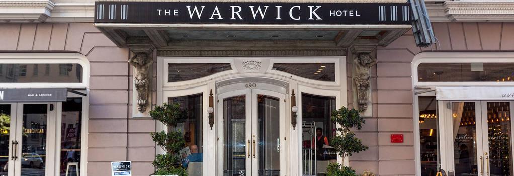 Warwick San Francisco - San Francisco - Building
