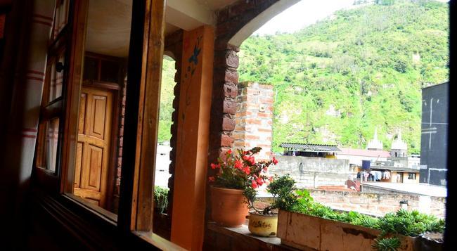 Hotel Donde Ivan - Banos (Tungurahua) - Bedroom