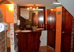 Hotel Donde Ivan - Banos (Tungurahua) - Bathroom
