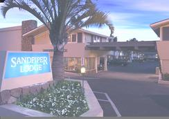 Sandpiper Lodge - Santa Barbara - Building
