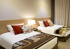 New Oriental Hotel - Seoul - Bedroom