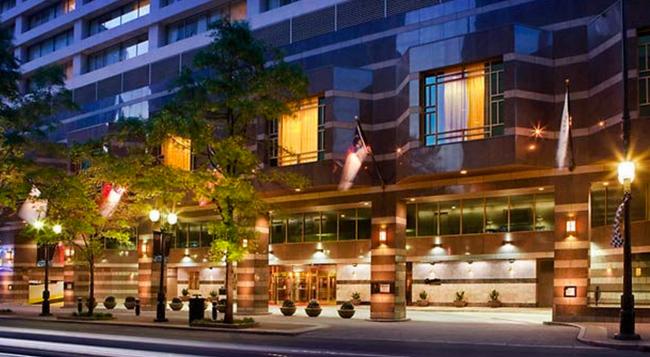 Charlotte Marriott City Center - Charlotte - Building