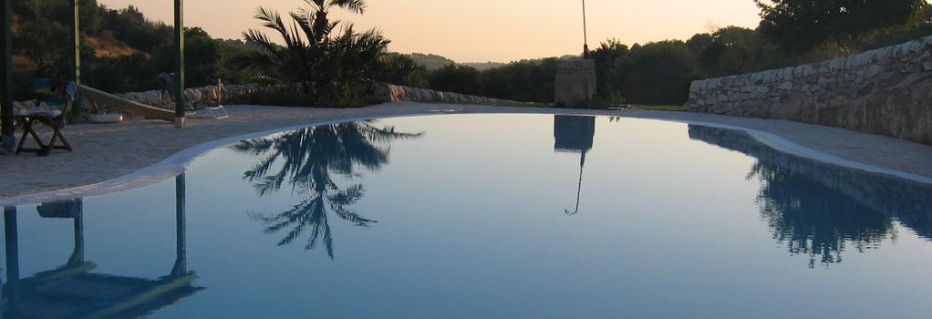 Relais Parco Cavalonga - Ragusa - Pool