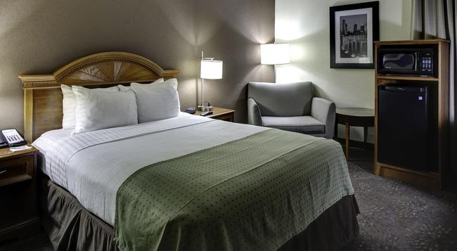 The Inn at Centennial Park - Atlanta - Bedroom