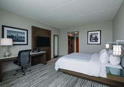 DFW Airport Marriott South - Fort Worth - Bedroom
