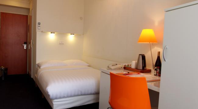 Multatuli Hotel - Amsterdam - Bedroom