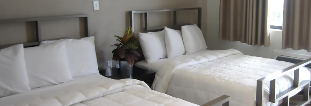 Shalimar Motel - Miami - Bedroom