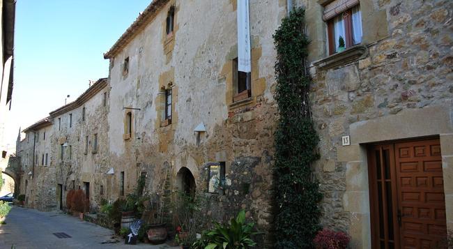 Fonda La Pepa Maca - Girona - Building