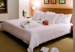 Hotel Habitel - Bogotá - Bedroom
